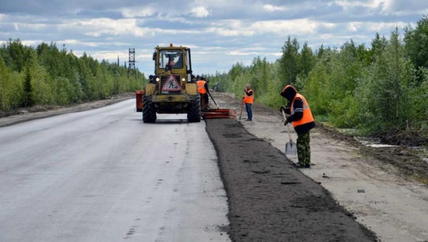Автодорога Нарьян-Мар – Усинск