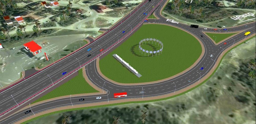 Проект нового выезда из Краснодара закончат в октябре 2019 года